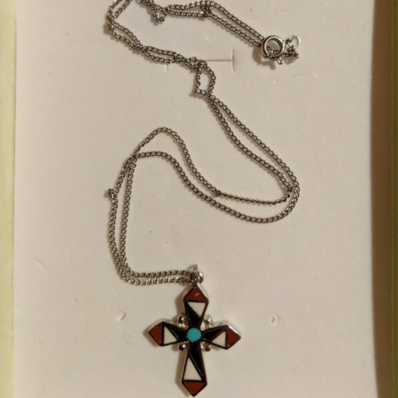 Jewelry - Santa Fe Style Cross Necklace